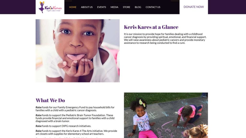 Keris Kares Website